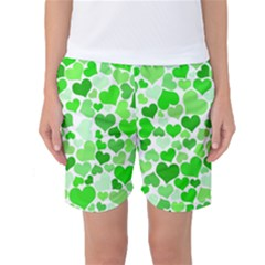 Heart 2014 0911 Women s Basketball Shorts