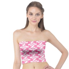 Cute Candy Illustration Pattern For Kids And Kids At Heart Women s Tube Tops