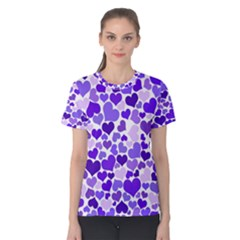 Heart 2014 0926 Women s Cotton Tees