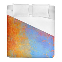 Hot And Cold Duvet Cover Single Side (twin Size)