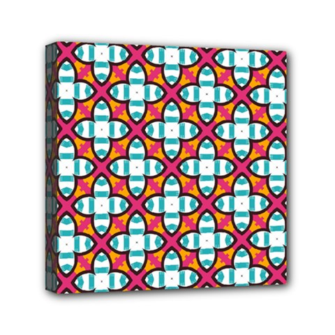 Cute Pattern Gifts Mini Canvas 6  X 6