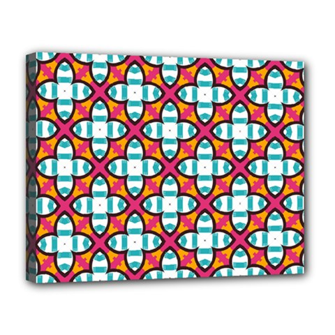 Cute Pattern Gifts Canvas 14  x 11