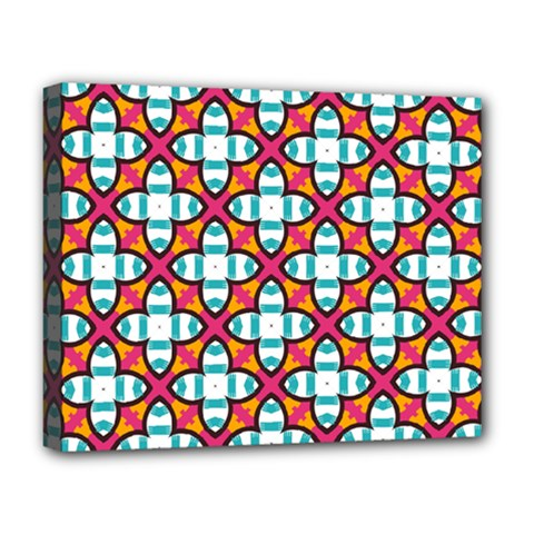 Cute Pattern Gifts Deluxe Canvas 20  x 16