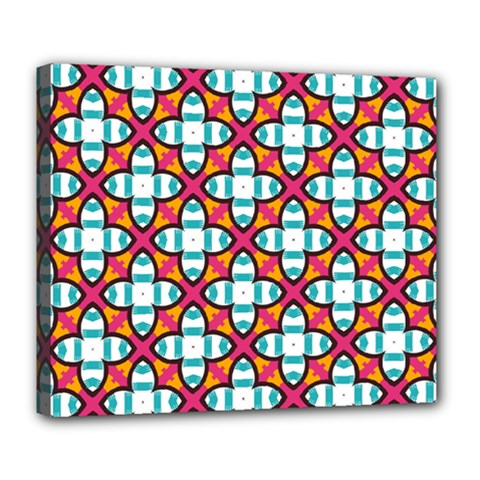 Cute Pattern Gifts Deluxe Canvas 24  x 20