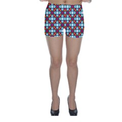 Cute Pattern Gifts Skinny Shorts
