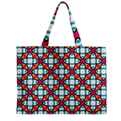 Cute Pattern Gifts Zipper Tiny Tote Bags