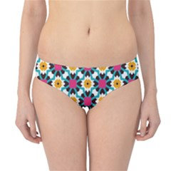 Cute Pattern Gifts Hipster Bikini Bottoms by creativemom
