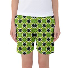 Cute Pattern Gifts Women s Basketball Shorts by creativemom