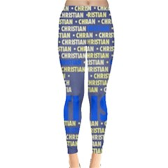 Christian Women s Leggings by MoreColorsinLife
