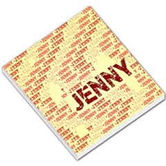 Jenny Small Memo Pads by MoreColorsinLife