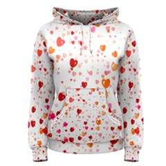 Heart 2014 0603 Women s Pullover Hoodies by JAMFoto
