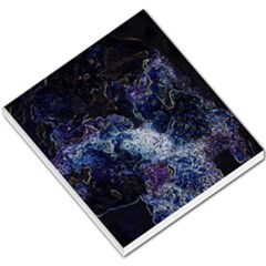 Space Like No 3 Small Memo Pads by timelessartoncanvas