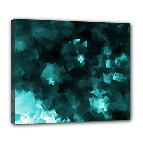 Space Like No 5 Deluxe Canvas 24  X 20   by timelessartoncanvas