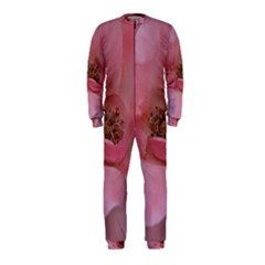 Pink Rose OnePiece Jumpsuit (Kids)
