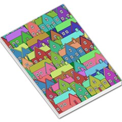 House 001 Large Memo Pads