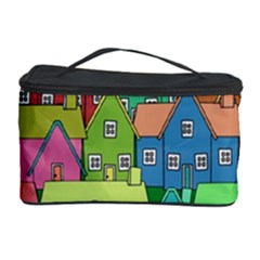House 001 Cosmetic Storage Cases