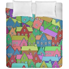 House 001 Duvet Cover (Double Size)