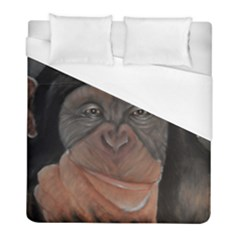 Menschen   Interesting Species! Duvet Cover Single Side (twin Size) by timelessartoncanvas