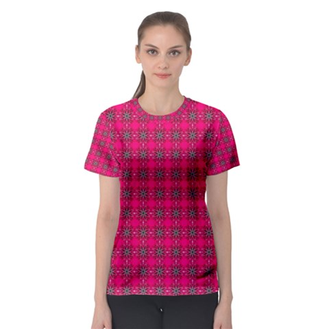 Cute Pattern Gifts Women s Sport Mesh Tees by creativemom