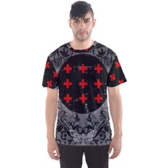 Occult Theme #2 Men s Sport Mesh Tees by Lab80