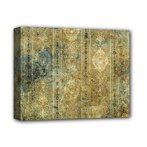 Beautiful  Decorative Vintage Design Deluxe Canvas 14  X 11  by FantasyWorld7