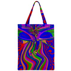 Transcendence Evolution Classic Tote Bags by icarusismartdesigns