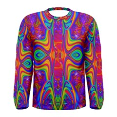 Abstract 1 Men s Long Sleeve T Shirts by icarusismartdesigns