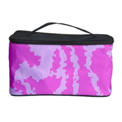 Migraine Pink Cosmetic Storage Cases by MoreColorsinLife