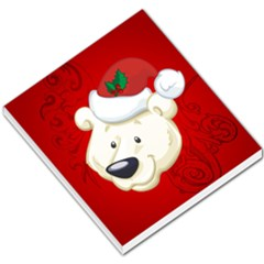 Funny Polar Bear Small Memo Pads