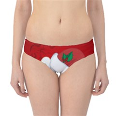 Funny Polar Bear Hipster Bikini Bottoms by FantasyWorld7