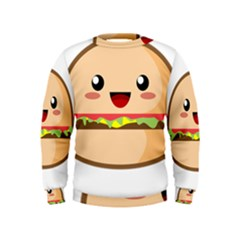 Kawaii Burger Boys  Sweatshirts