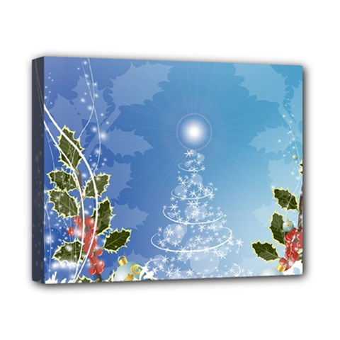 Christmas Tree Canvas 10  X 8  by FantasyWorld7