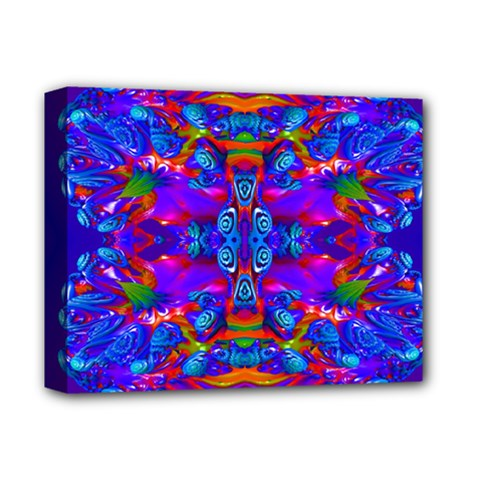 Abstract 4 Deluxe Canvas 14  X 11  by icarusismartdesigns
