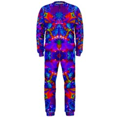 Abstract 4 Onepiece Jumpsuit (men)  by icarusismartdesigns