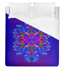 Abstract 5 Duvet Cover Single Side (full/queen Size)
