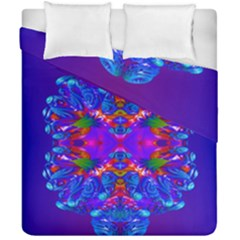 Abstract 5 Duvet Cover (double Size) by icarusismartdesigns