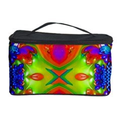 Abstract 6 Cosmetic Storage Cases by icarusismartdesigns