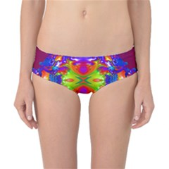 Abstract 6 Classic Bikini Bottoms by icarusismartdesigns