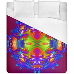 Abstract 6 Duvet Cover Single Side (double Size) by icarusismartdesigns