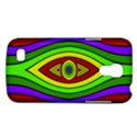 Colorful symmetric shapes Samsung Galaxy S4 Mini (GT-I9190) Hardshell Case  View1