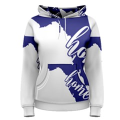 Florida Home  Women s Pullover Hoodies by CraftyLittleNodes