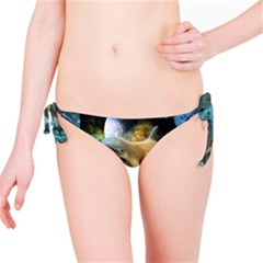 Funny Dolphin In The Universe Bikini Bottoms