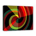 Spiral Deluxe Canvas 20  x 16  (Stretched) View1