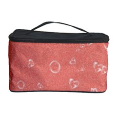 Sweetie Peach Cosmetic Storage Cases by MoreColorsinLife