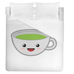 Kawaii Cup Duvet Cover Single Side (full/queen Size)