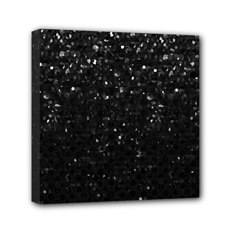 Crystal Bling Strass G283 Mini Canvas 6  X 6  by MedusArt