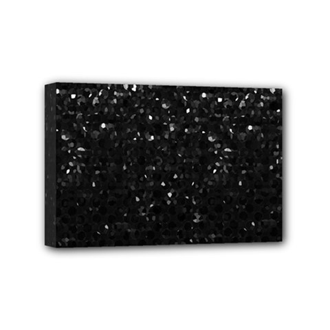 Crystal Bling Strass G283 Mini Canvas 6  X 4  by MedusArt
