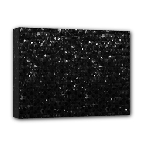 Crystal Bling Strass G283 Deluxe Canvas 16  X 12   by MedusArt