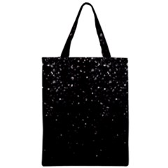 Crystal Bling Strass G283 Zipper Classic Tote Bags by MedusArt