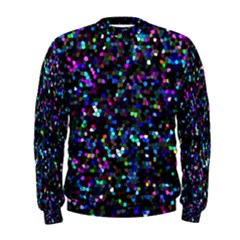 Glitter 1 Men s Sweatshirts by MedusArt